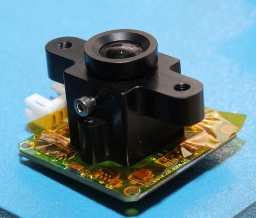 Camera on UNISAT-6