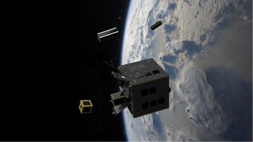 UniSat-6 Render