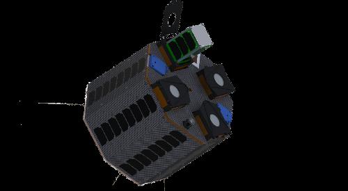 UniSat-7 render