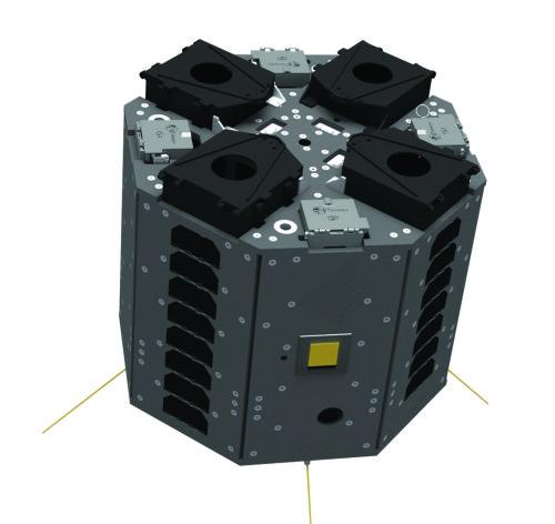 Render of UniSat-7