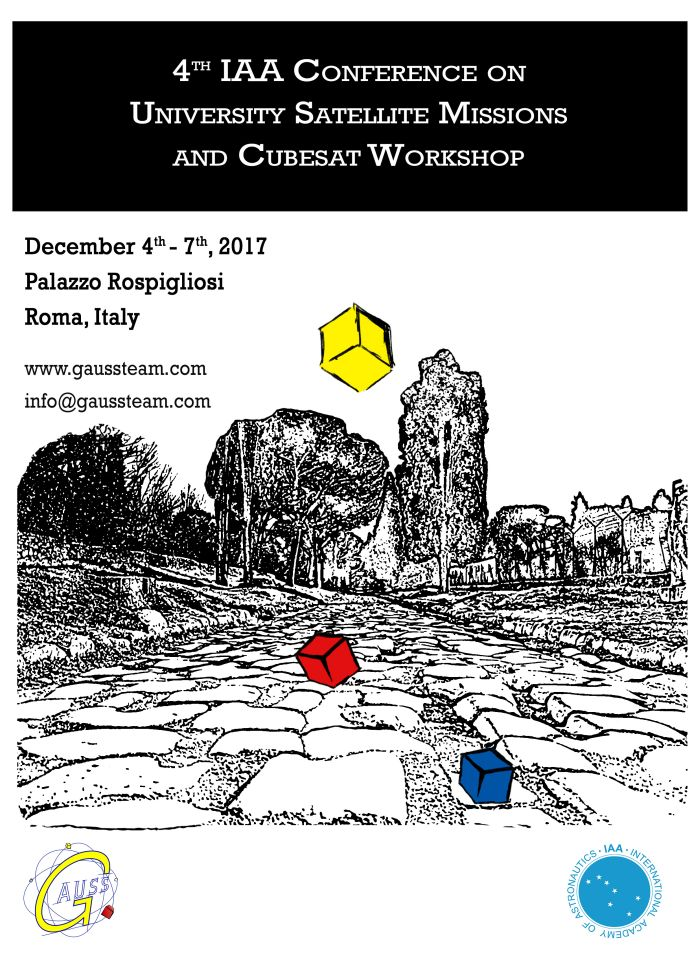4th IAA Conference on University Satellites Missions & CubeSat Workshop