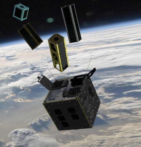 Special Price for 3U Cubesat Launch