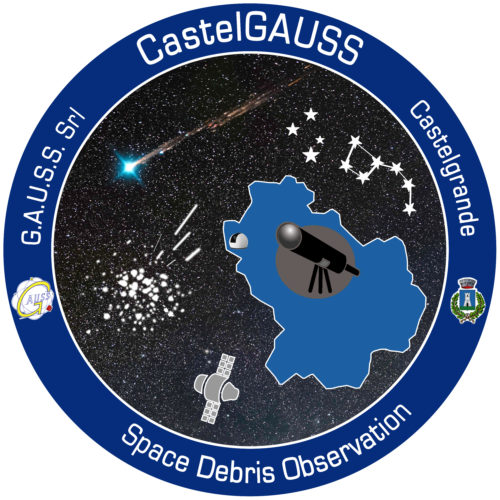 Logo of CastelGAUSS Project