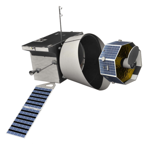 BepiColombo Spacecraft Model